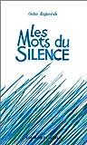 Les mots du silence