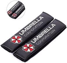 Viper Amooca umbrella corporation Seat Belt Cover Shoulder Pad Cushion (2 Pcs)