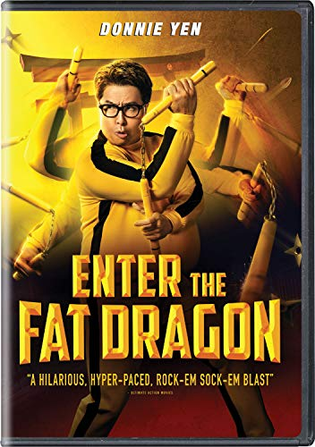 ENTER THE FAT DRAGON Chinese Movie Film DVD All Regions