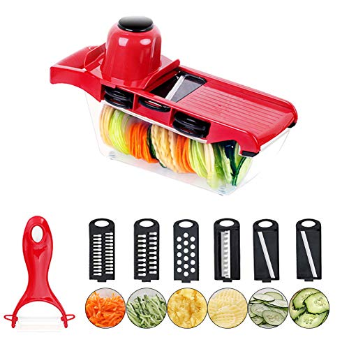 Cheese Grater, Manual Food Processors Manual Slicer Fruit Cutter Potato Peeler Carrot Vegetable Cutter Kitchen Accessories
