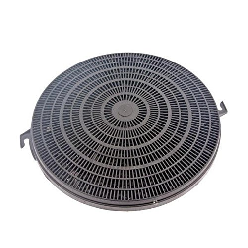 Filtre charbon type 211 CHF211 - Hotte - ARTHUR MARTIN ELECTROLUX, BRANDT, CANDY, FAGOR, FAR, FAURE, ROSIERES