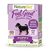 wheat gluten free Dog food for health Feel Good Limited Ingredients