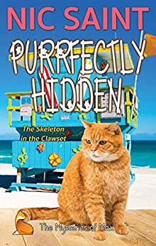 Purrfectly Hidden (The Mysteries of Max Book 16) by [Nic Saint]