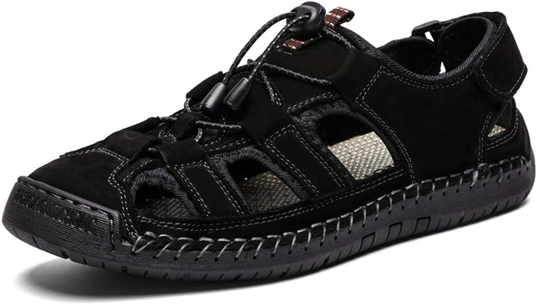 herr gående Sandals, Sports utomhus utomhus utomhus Sandals Casual strand Open Toe Athletic Hiking Sandals skor ljusljus Andljus,2,46  välj från de senaste varumärkena som