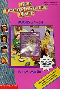 Baby-Sitters Club, Books 1-4