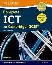 Complete ICT for Cambridge IGCSE (CIE IGCSE Complete Series)