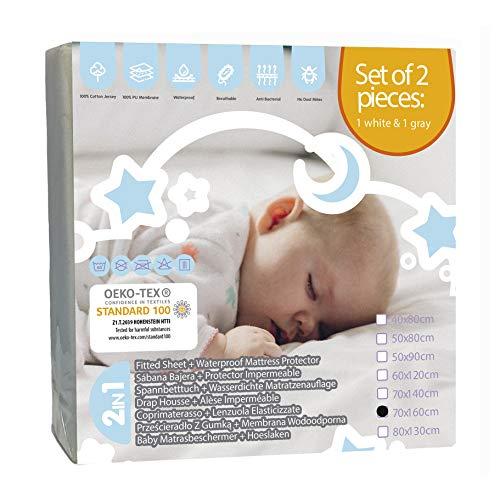 Tecnocolchón - Colchón de Cuna Visco Baby® Viscoelástico | 160