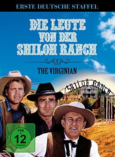 Die Leute von der Shiloh Ranch - Staffel 1 (4 DVDs)