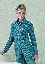 Stylecraft Ladies Jacket Special Knitting Pattern 8505 DK