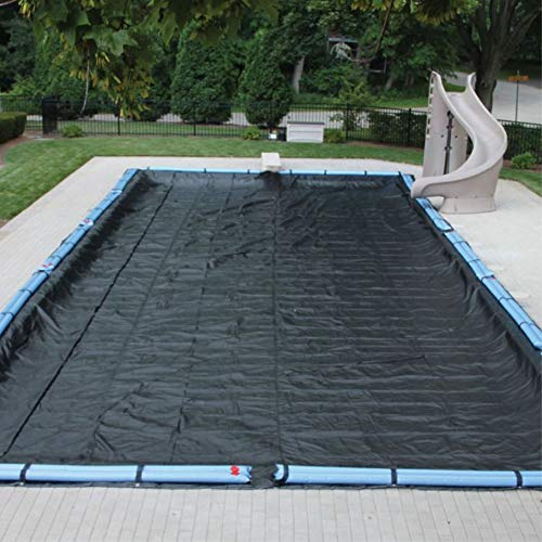 Doheny's Commercial-Grade Winter Pool Covers for Above Ground Pools | Featuring Exclusive Tear Resistant Weave | The Best Winter Covers for Le$$! (20' x 40', Mesh - Standard)