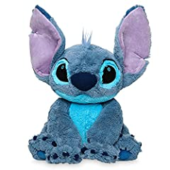 Detailed plush sculpturing Embroidered features Faux-fur tuft Soft, flexible ears Felt claws