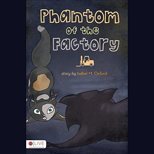 Phantom of the Factory audiobook cover art