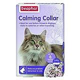 (ビーファー) Beaphar ネコちゃん用 カーミングカラー 猫用首輪 安心カラー ペット用しつけ用品 (色はお楽しみ) (ワンサイズ) (アソート)