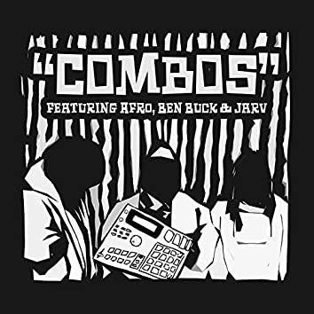 Combos (feat. A-F-R-O & Jarv)