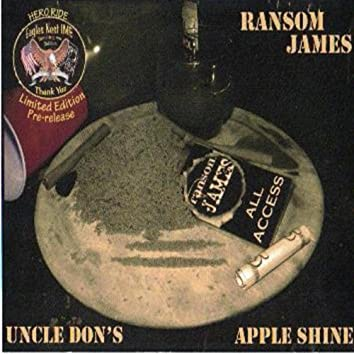 Uncle Don's Appleshine