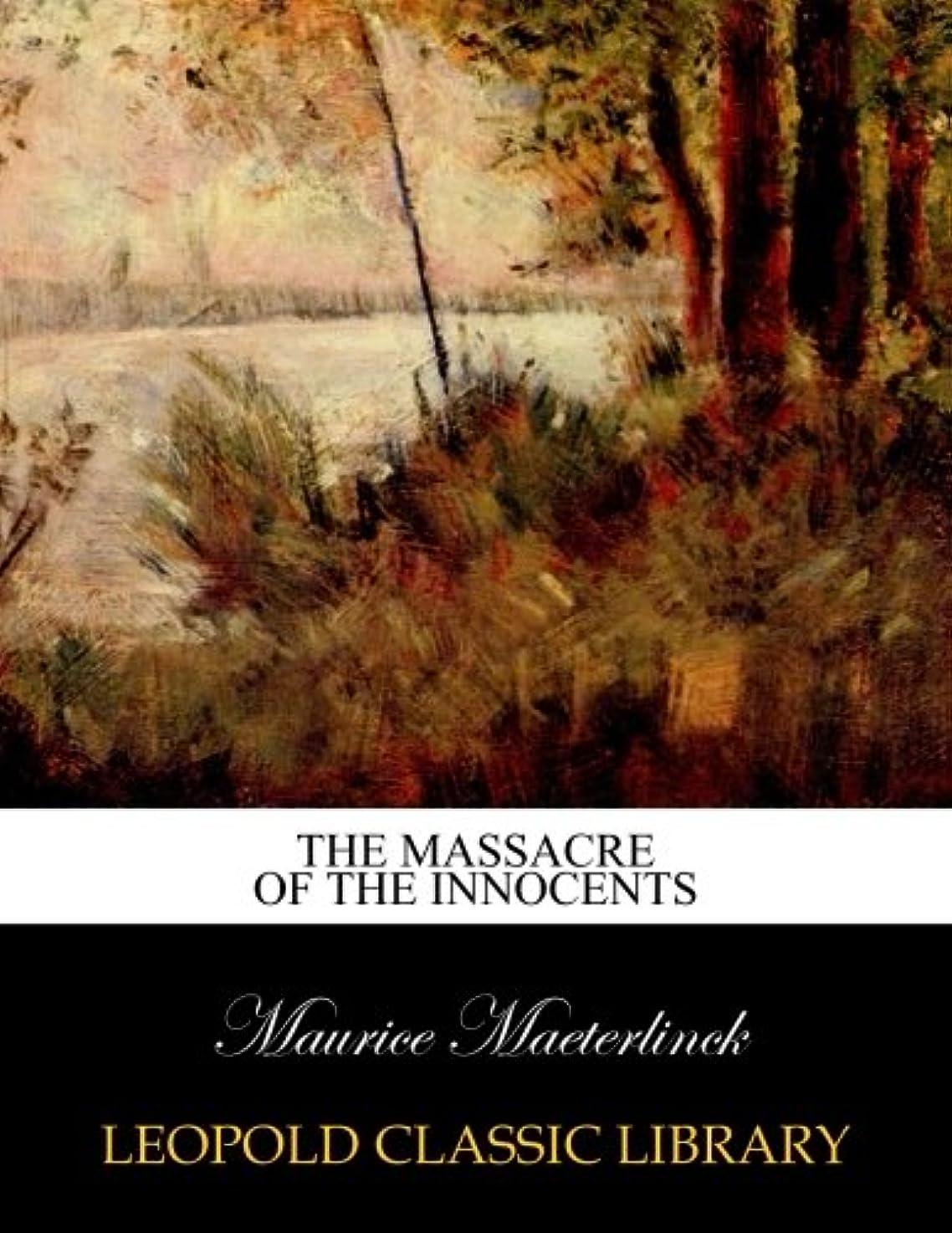 メドレー振り子目立つThe massacre of the innocents