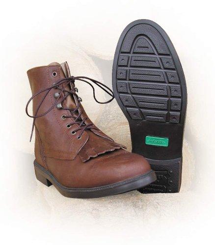 HOBO-Lacer-Boot, braun, 43