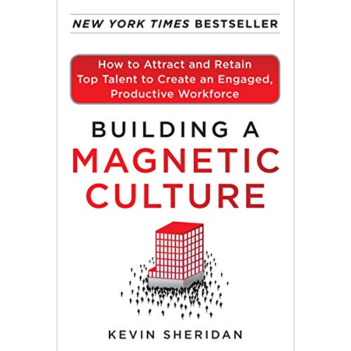 Building a Magnetic Culture audiobook cover art