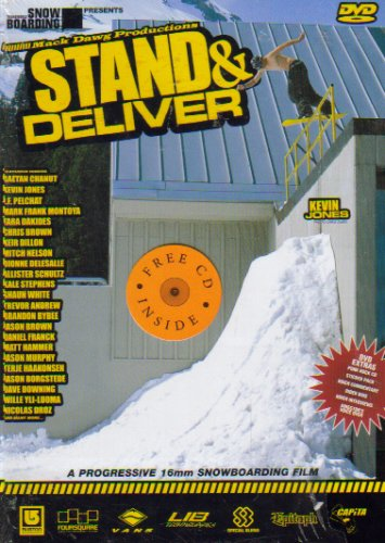 Stand & Deliver (Presented By Transworld Snowboarding Magazine)
