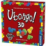 Thames & Kosmos | 694258 | Ubongo 3D | Sprint para Resolver el Rompecabezas | Componentes de Calidad | Juego de Estrategia Familiar Altamente rejugable | 1-4 Jugadores | Edades 8+ |