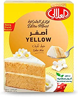 Al Alali Yellow Cake Mix - 500 g