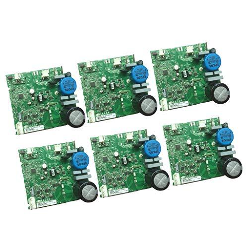 Gazechimp Tablero de Controlador de Frigoríficos para Refrigerador Haier 2456 95 220V - Tal como se Describe, 6pcs