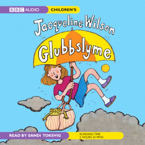 Glubbyslyme  audiobook cover art