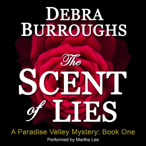 The Scent of Lies audiobook cover art