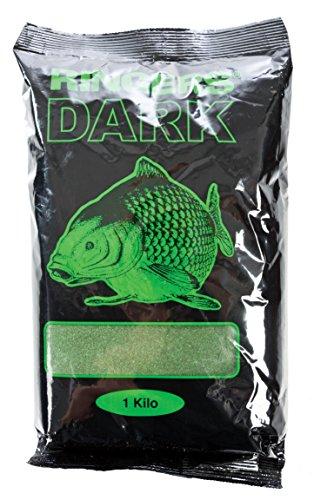 Ringers Dark Green Groundbait Mix - 1000g Bulk Pack.