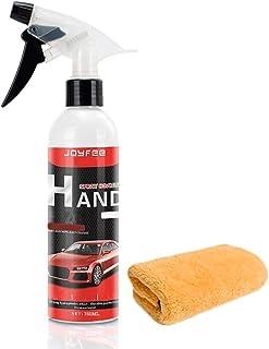 HELLOO HOME Auto Sprühwachs Polituren Polierpaste Schleifpaste für Autoschönheit und Glasur 250ml