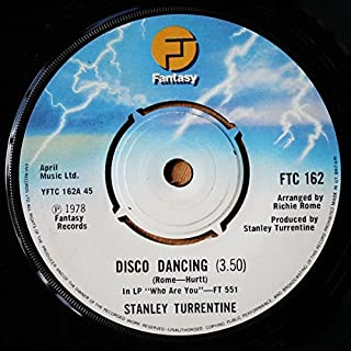 stanley turrentine disco dancing
