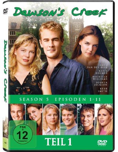 Dawson's Creek - Season 5.1 (3 DVDs)