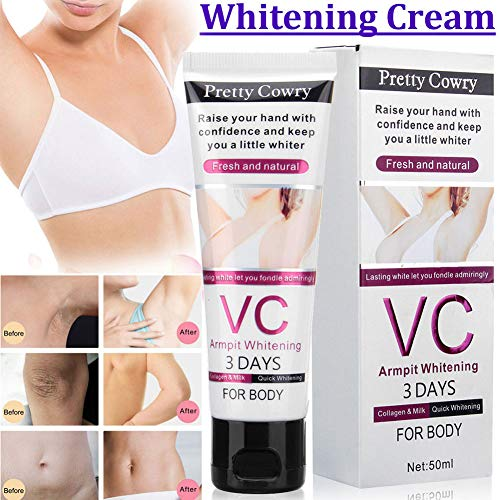 Best Whitening Cream for Bikini Areas