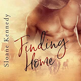 Finding Home     Finding Series, Book 1              By:                                                                                                                                 Sloane Kennedy                               Narrated by:                                                                                                                                 Michael Pauley                      Length: 4 hrs and 35 mins     3 ratings     Overall 5.0