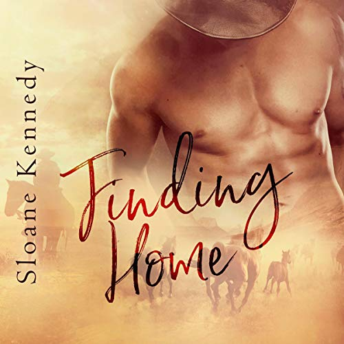 Finding Home     Finding Series, Book 1              Written by:                                                                                                                                 Sloane Kennedy                               Narrated by:                                                                                                                                 Michael Pauley                      Length: 4 hrs and 35 mins     1 rating     Overall 5.0