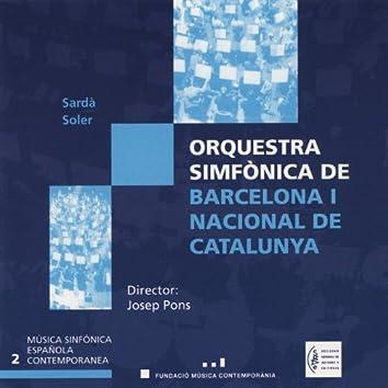 Música Sinfónica Española Contemporánea. Vol.2