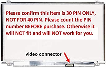 HP 15-F233WM 15-F272WM LCD Screen Replacement for 15.6