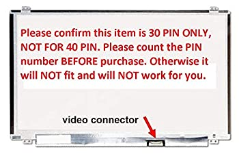 HP 15-F233WM 15-F272WM LCD Screen Replacement for 15.6  New LED Display 30 Pin