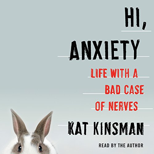 Hi, Anxiety audiobook cover art
