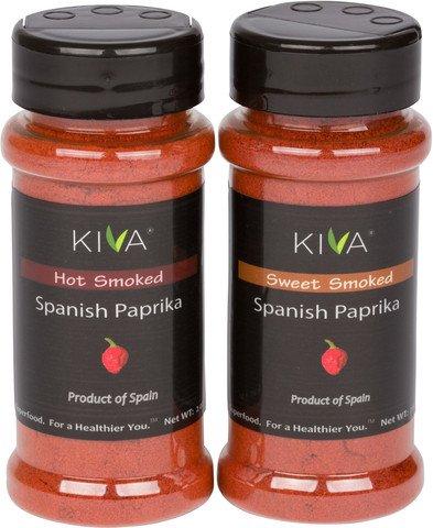 Hot + Sweet Paprika