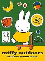 Miffy Outdoors Sticker Scene Book