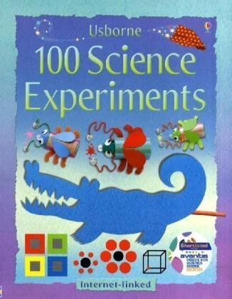 100 Science Experiments (Usborne Activities) by Georgina Andrews (2009-08-28)