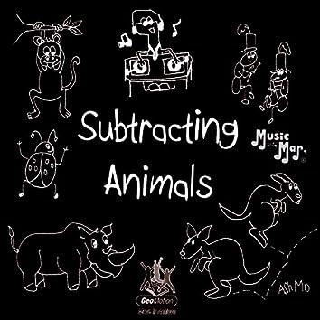 Subtracting Animals