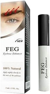 Eyebrow Growth Enhancing Grow Stronger Fuller Thicker Healthier Eyebrows Repair Regrow Weak Growth Enhancer Rapid Regrowth Thicker Longer Fuller Brows Growing Enhancement Eyebrow Growth Fluid (3ml)