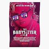 2 Stranger Harrington Eleven Things Steve Babysitter Netflix Póster de impresión de arte de pared para decoración del hogar !