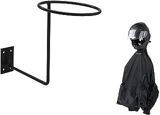 Yaosh Czarne akcesoria motocyklowe kask montaż ścienny półka uchwyt ścienny uchwyt ścienny kask hak na kapelusze płaszcze,...