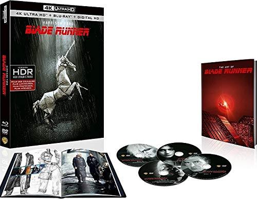 Blade Runner (Special Edition) [Blu-Ray 4K]+[3xBlu-Ray] [Region Free]