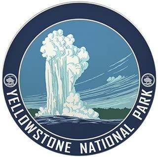 Yellowstone Travel Souvenir 1