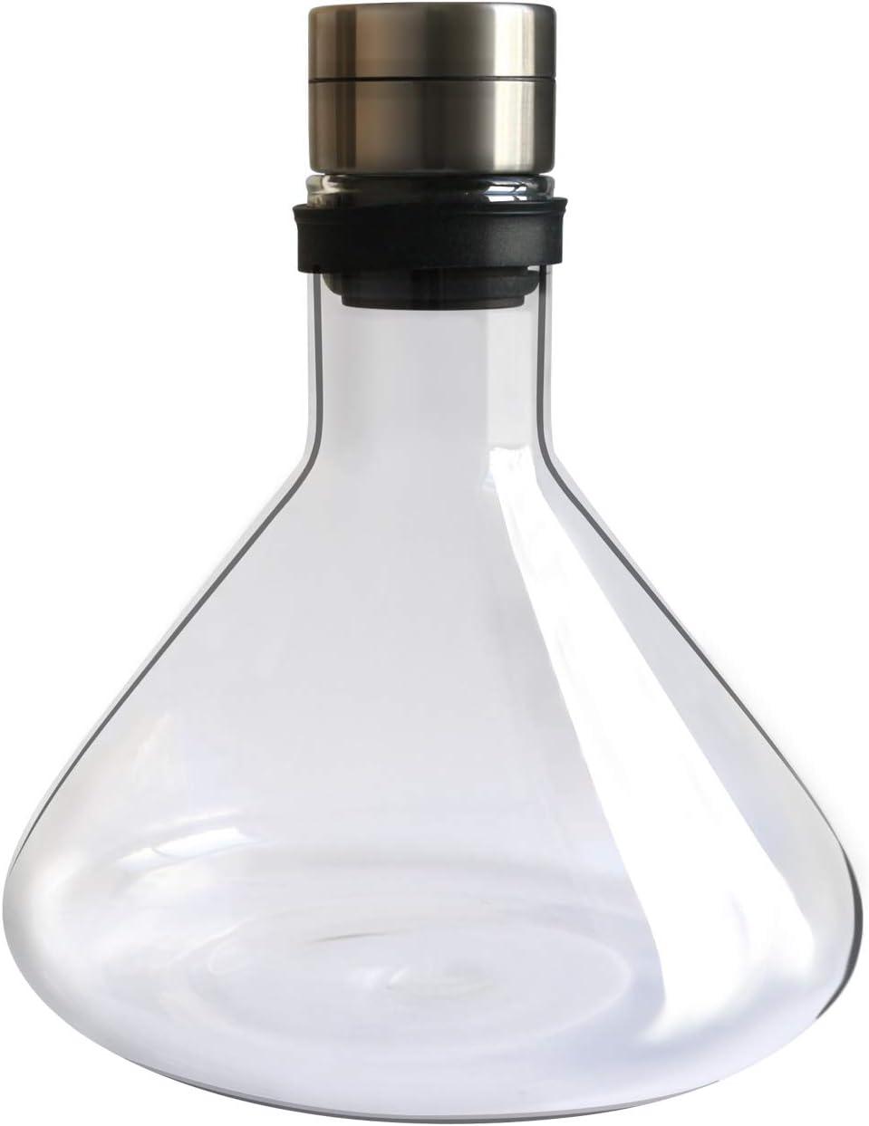 IDEALUX 100% Hand Blown Max 44% OFF Wine Lead-free Borosilicate Store Decanter Gl