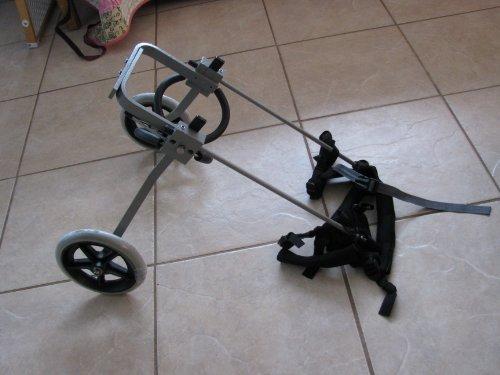 Best Friend Mobility Medium Dog Wheelchair